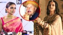 Deepika Padukone SLAMS Karni Sena For Banning Padmaavat | BEST REPLY EVER