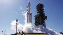 SpaceX'in yeni roketinin ateşleme testi yapıldı