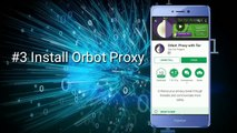 How to surf deep Web using Tor Browser in Android Mobile Complete Guide