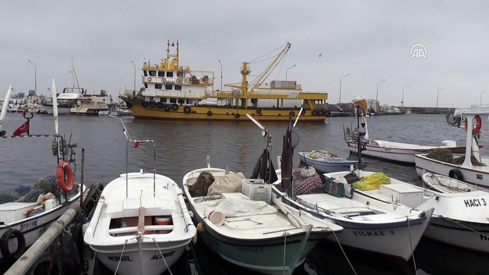 Balıkçılar yüzde 80'lik düşüşün araştırılmasını istiyor - SİNOP