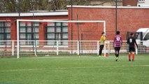 Championnat U17 préligue : LILLE Fives - FCL : 5 - 1 (0 - 1)