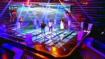 Sofía, María José y Michael cantan 'Nunca voy a olvidarte' _ Batallas _ La V