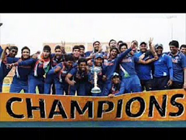 Indian under 19 Cricket Team World Champion.2012.wmv