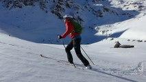 Ski de rando : techniques de montée