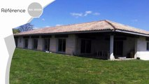 A louer - Maison/villa - St denis de pile (33910) - 5 pièces - 230m²