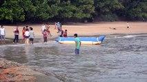 Banana Rides at Beach Of Gokarna Karnataka