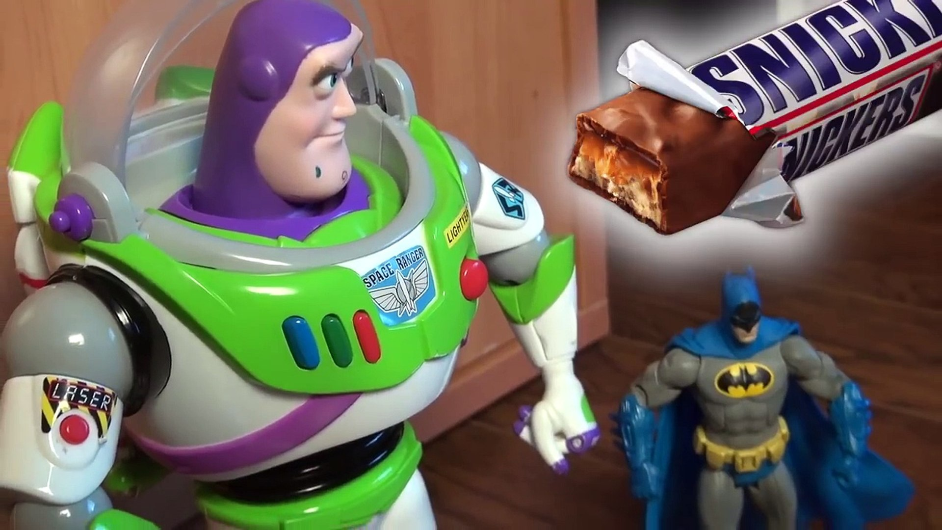 SNICKERS Toy Story  2018 Super Bowl 2018 Commercial Ad _ TOY STORY 4 NFL Parody