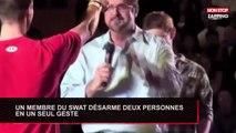 Désarmer deux personnes en une seconde: suivez un cours avec le SWAT (Vidéo)