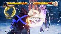 Tekken 7 - Jin Combo Exhibition - video dailymotion