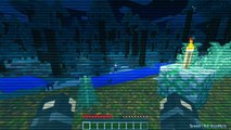Minecraft EVIL VILLAGER KIDNAP & HARDCORE PARKOUR! - Cube's Edge Mod Spotlight