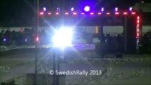 WRC Sweden 2013 Sébastien Ogier Vs Sébastien Loeb SS1 Karlstad