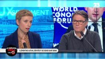 Le Grand Oral de Clémentine Autain, députée France insoumise de Seine-Saint-Denis - 25/01