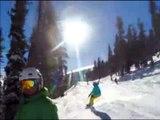 Val d'Isère / Tignes : Du ski, du snowboard après les fortes chutes de neige ? Descente Sport Savoie - vlog