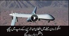 Terrorists killed in Hangu drone attack