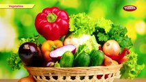 Lets Learn About Vegetables   Learn Vegetables For Kids   Pre School Junior   Vegetables Song