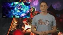 League of Legends Update 2/5/15 - DJ Sona, Dignitas Crumbz, theScore
