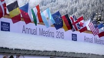 Zeybekci, Davos Zirvesinde İkili Görüşmeler Gerçekleştirdi - Davos