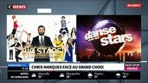 """Chris Marques face au """"Grand Choix"""" dans """"Morandini Live"""": Vincent Cerutti ou Laurent Ournac - VIDEO"""