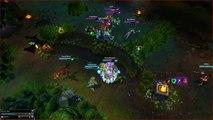 Teamfight wombo combo | League of Legends
