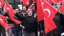 Suriyelilerden Zeytin Dalı Harekatı'na destek - ADIYAMAN/MALATYA