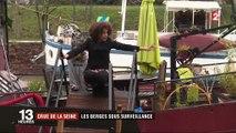 Inondations à Paris : les berges de Seine sous surveillance