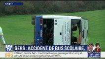Ce que l'on sait de l'accident de car scolaire dans le Gers
