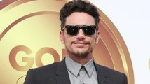 James Franco Had to Change His Phone Number