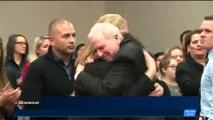 Sport: Larry Nassar est condamné à une peine de 40 à 175 années de prison