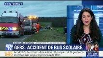 Gers : un accident entre une voiture et un bus scolaire fait 28 blessés