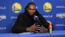 Durant rips into referee after ejection, says he was 'in his feelings'
