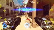 Bajheera - OVERWATCH: Beast-Mode REAPER Match - Overwatch Beta Gameplay