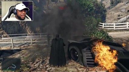 GTA 5 Mods - ULTIMATE BATMAN MOD w/ Catwoman, Joker, Harley Quinn (GTA 5 Mod Gameplay)