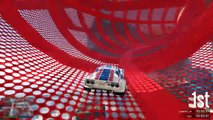 STUNTS FOR DAYS, DANGEROUS DRIVERS! | GTA V Races & Cunning Stunts Ft. Friends
