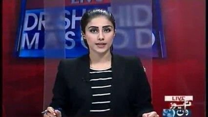 Dr Shahid Masood Reality of Imran Ali