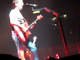 Muse - Interlude + Hysteria, National Indoor Arena, Birmingham, UK  11/10/2009