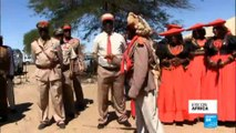 Descendants of namibia genocide victims seek reparations
