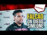 Falcao talks Diego Simeone, André Villas-Boas and Jesualdo Ferreira