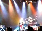 Muse - Interlude + Hysteria, Galaxie Mega Hall, Amnéville-les-Thermes, France  11/1/2009