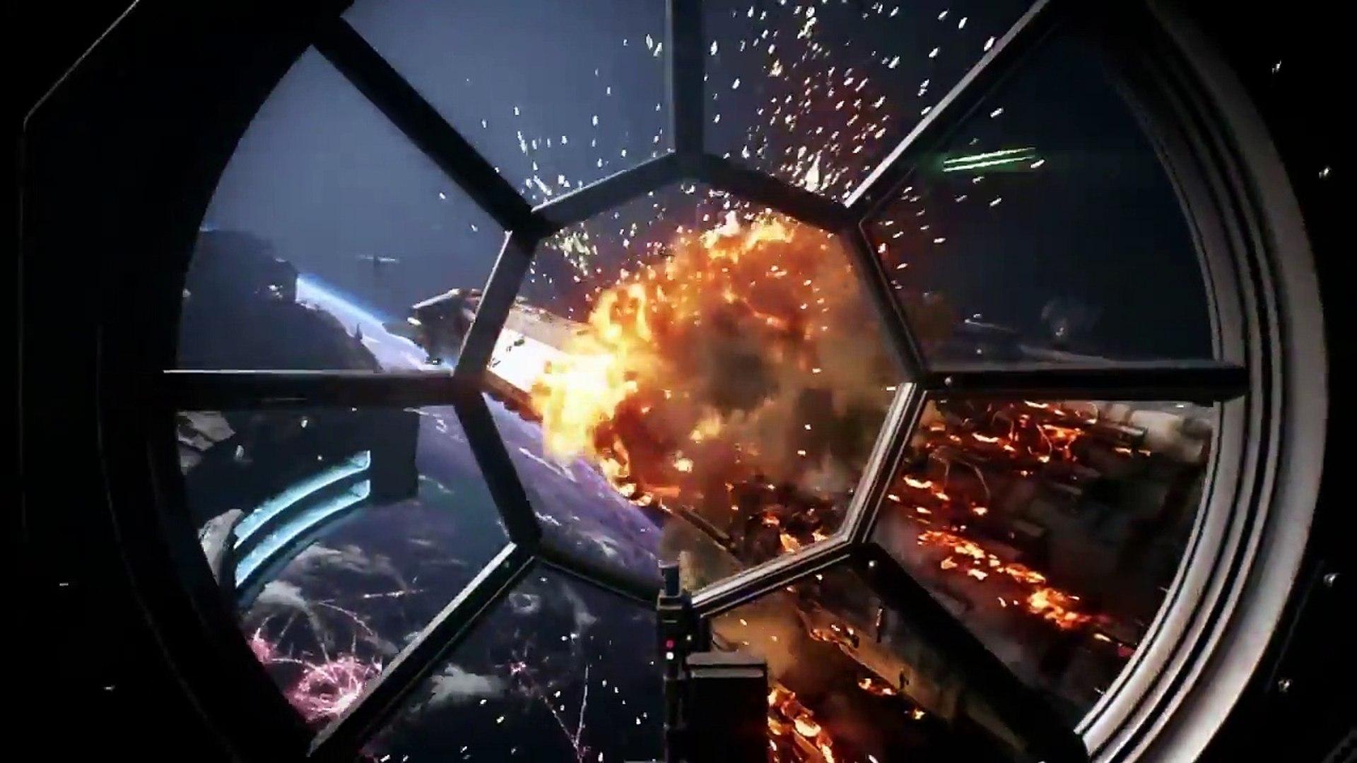 Star Wars Battlefront 2 This Is Star Wars Battlefront 2 Trailer