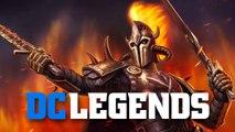 DC Legends Ares Spotlight