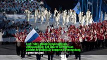 Russia Is Barred From Winter Olympics. Russia Is Sending 169 Athletes to Winter Olympics.