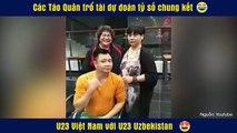 Các Táo Quân trổ tài dự đoán tỷ số chung kết U23 Việt Nam với U23 Uzbekistan