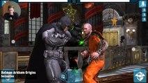Batman Arkham Origins - Красивый Файтинг От Warner Bros.
