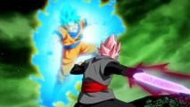 Dragon Ball Super「AMV」 - Goku VS Black Goku And Zamasu - My Fight
