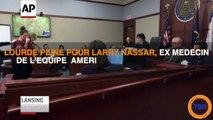 Larry Nassar : verdict rendu