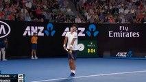 Roger Federer vs Hyeon Chung Highlights 2018 Australian open 1/2 Finals 26 January 2018! AO open