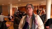 Thérèse Le Grand des Restos du cœur de Martigues évoque Martigues Solidaire
