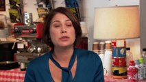 Maura Tierney about The Office