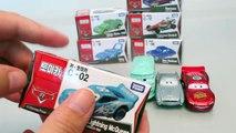Disney Pixar Cars Lightning McQueen Takara Tomy Tomica Toy 토미카 디즈니 카 맥퀸 미니카 와 타요 폴리 뽀로로 장난감