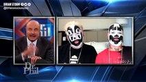 Insane Clown Posse Roasts Fan On Dr. Phil | Rock Feed